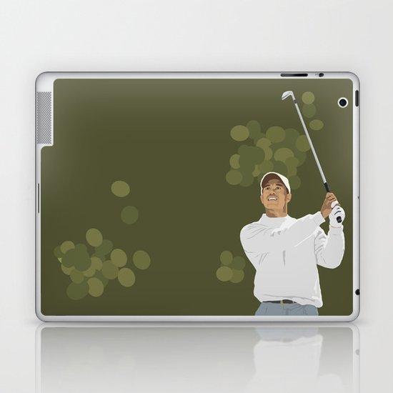 Tiger Woods Laptop & iPad Skin