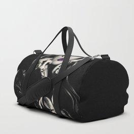 Vintage wild girl Duffle Bag