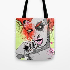 They'll Drop You from Anywhere Tote Bag