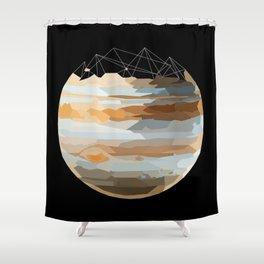 Jupiter Shower Curtain