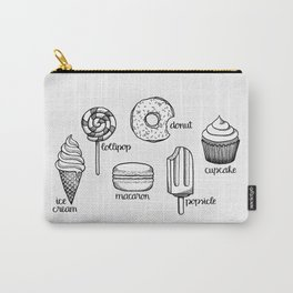 Sweets || Carry-All Pouch