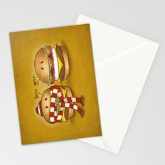 Fast Food Phonics Stationery Cards