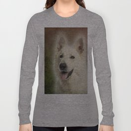 Berger Blanc Suisse Long Sleeve T-shirt