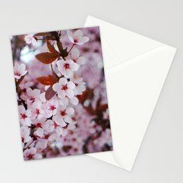 cherry plum candy Stationery Cards