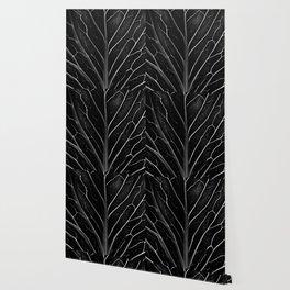 The black leaf Wallpaper