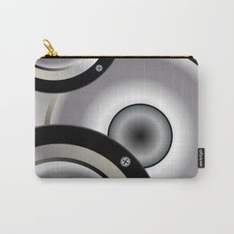 Speaker Music Background Carry-All Pouch
