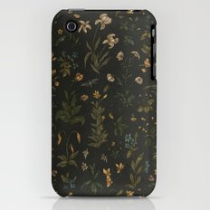 Old World Florals Slim Case iPhone (3g, 3gs)