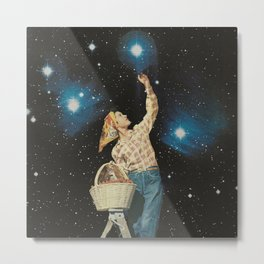 cosmic fruit  Metal Print