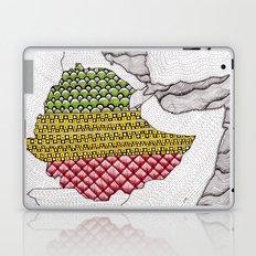 Patterns on Ethiopia Laptop & iPad Skin