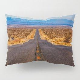 Desert Highway Pillow Sham