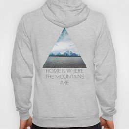 Dreaming of Mountains and Sky Hoody