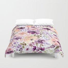 Floral Chaos Duvet Cover