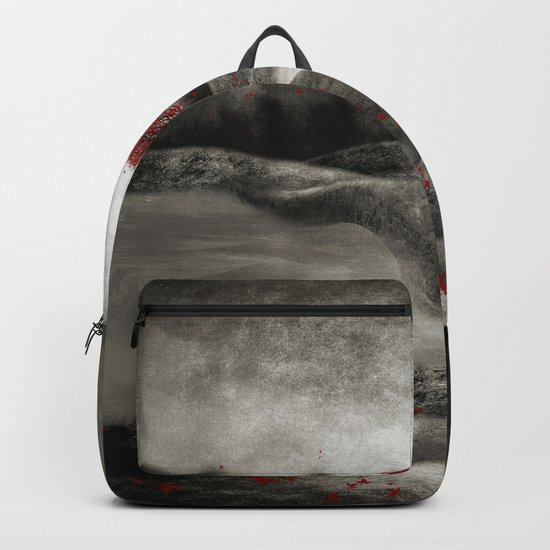 The red sounds and poems, Chapter I Backpack