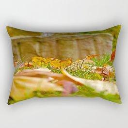 Autumn day 2016 Rectangular Pillow