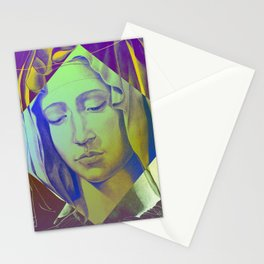 Mary 05 Stationery Cards