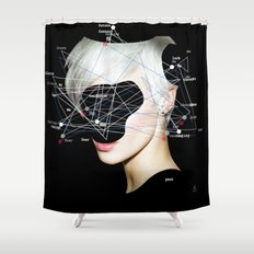 identity 4 Shower Curtain