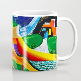 Sunrise in Puerto Rico Coffee Mug