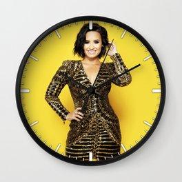 Demi #5 Wall Clock