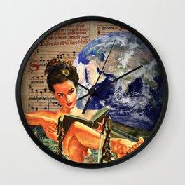 I'm Your Venus Wall Clock