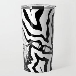 Creation of Brian Travel Mug
