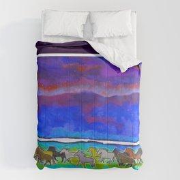 Sky Ponies #31 Comforters