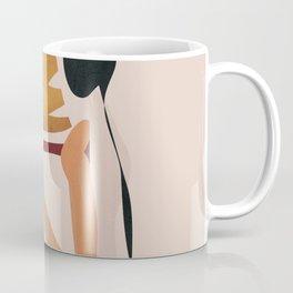 Gracefully Resting Coffee Mug