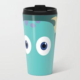 PIXAR CHARACTER POSTER - Sulley - Monsters, Inc. Travel Mug