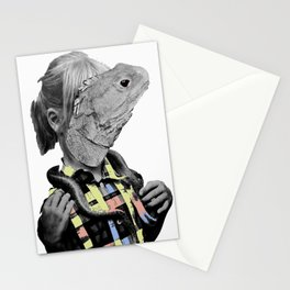 They ARE Among Us  Stationery Cards