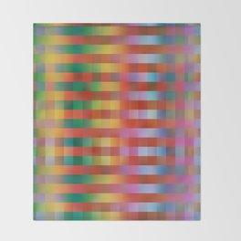 Fall/Winter 2016 Pantone Color Pattern Throw Blanket