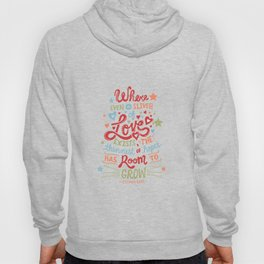 Sliver of Love Hoody