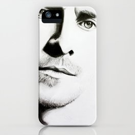Michael Fassbender iPhone Case