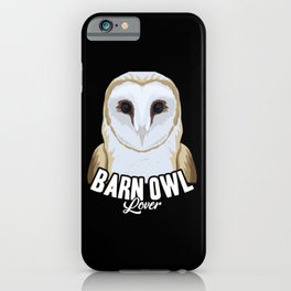 Owlaholic, Owl, Owls Lover Gift iPhone Case