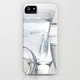 Clean Water iPhone Case