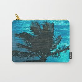 SWIMMING PALM Carry-All Pouch