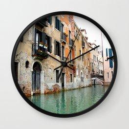 Venezia Wall Clock