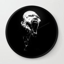 Scream 2 Wall Clock