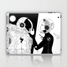 I Found a Space for Us Laptop & iPad Skin