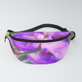 In Honor Of An Amazing Father: My Dad's Iris Fanny Pack
