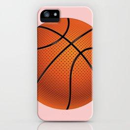 Basketball Ball iPhone Case