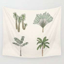 california vibes Wall Tapestry