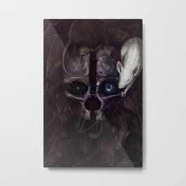 Dishonored Metal Print