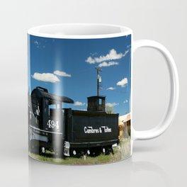 Cumbres And Toltec Engine 494 Coffee Mug