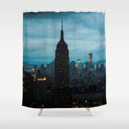Skyline New York Shower Curtain