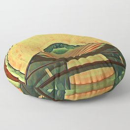 2001: A Space Odyssey Floor Pillow