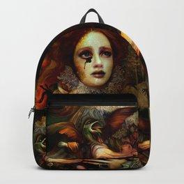 The Demon is hidden Backpack