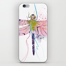 Dragonfly01 iPhone Skin