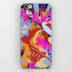 Barbarella iPhone & iPod Skin