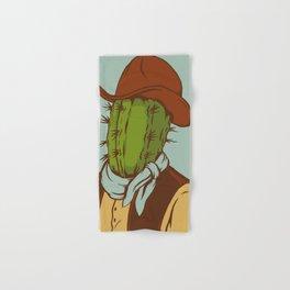 Sheriff Prickly Hand & Bath Towel