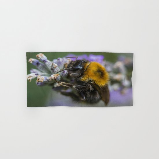 Bees Knees Hand & Bath Towel