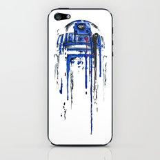 A blue hope 2 iPhone & iPod Skin